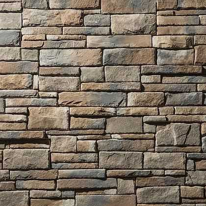 Colorado Dry Stack - Manufactured Thin Stone Veneer - California Stone