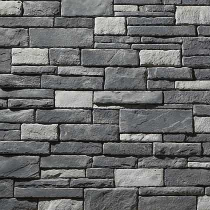 Erie Dry Stack - Manufactured Thin Stone Veneer - California Stone