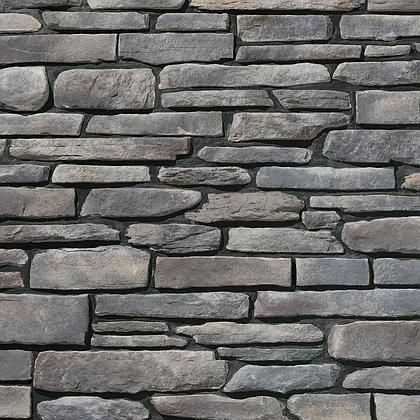 Oxford Ledgestone - Manufactured Thin Stone Veneer - California Stone