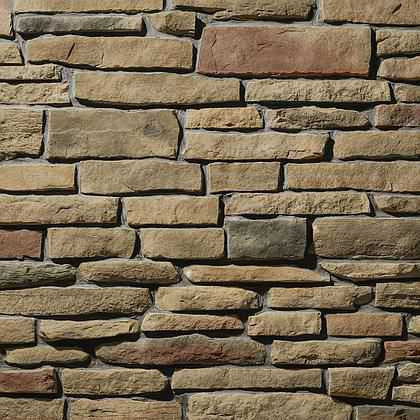 Santee Ledgestone - Manufactured Thin Stone Veneer - California Stone