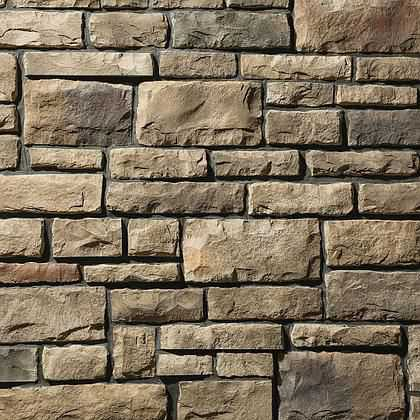 Buckingham Limestone - Manufactured Thin Stone Veneer - California Stone
