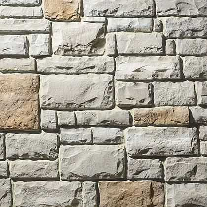 Ohio Vintage Limestone - Manufactured Thin Stone Veneer - California Stone
