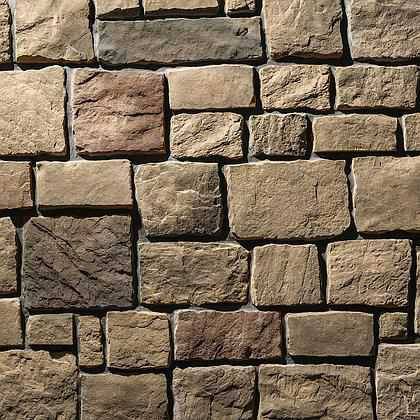 Woodbridge Natural Cuts - Manufactured Thin Stone Veneer - California Stone