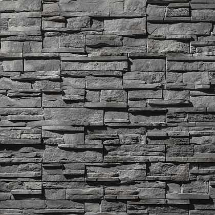 Sage Gray PrecisionFit - Manufactured Thin Stone Veneer - California Stone