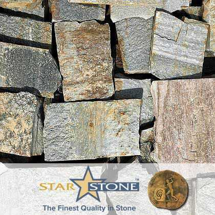 Wasatch- Bakers Gold - Thin Stone Veneer