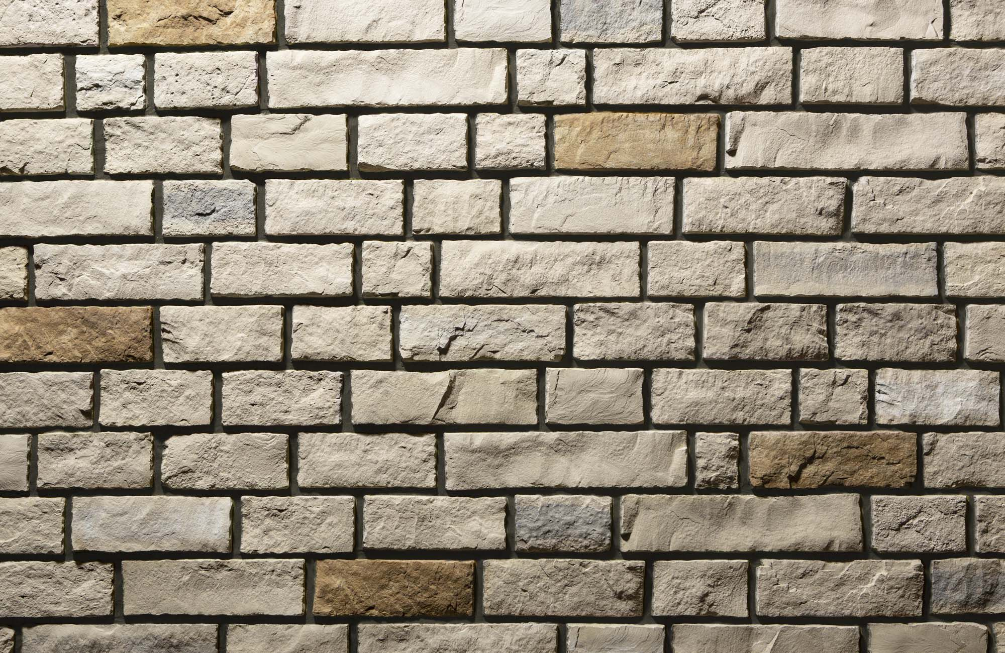 Thin Stone Veneer - Using Grout to compliment
