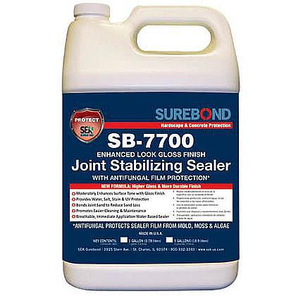 Joint Stabilizing & Anti Fungal Sealer SB7700 | Stone Supplier