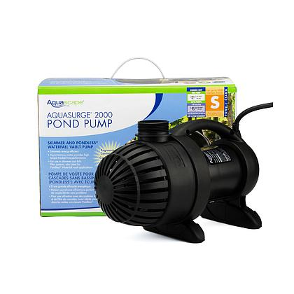 2000 GPH Aquasurge Pump