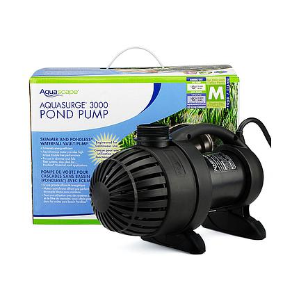 3000 GPH Aquasurge Pump