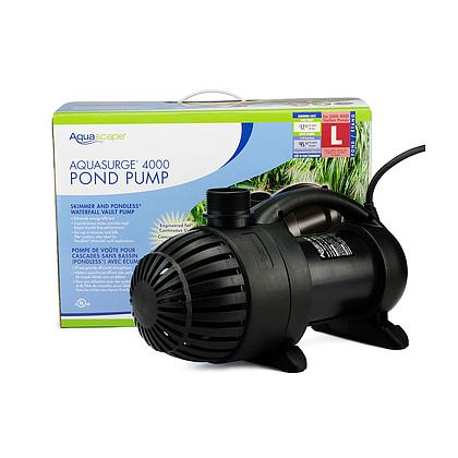 4000 GPH Aquasurge Pump