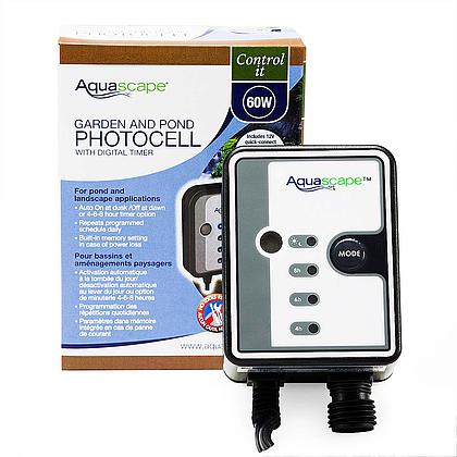 Photocell with Digital Timer