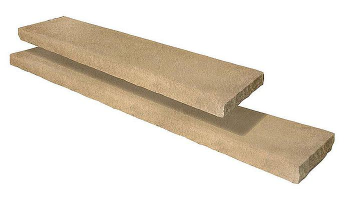 "60"" Mantel - Buff"